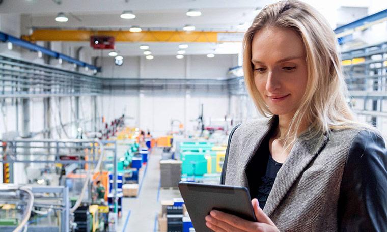 工場の生産性を最大化する新時代のSmart Factory
