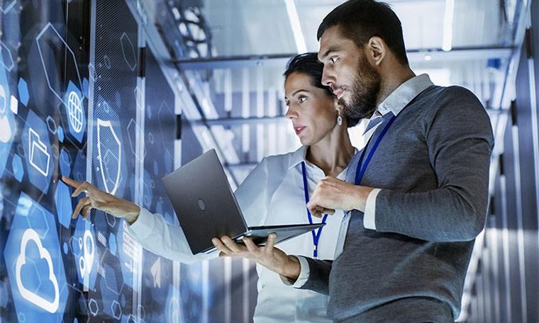 グローバルITガバナンスによる情報連携