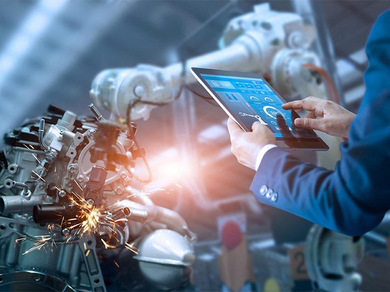 工場IoT + AI分析