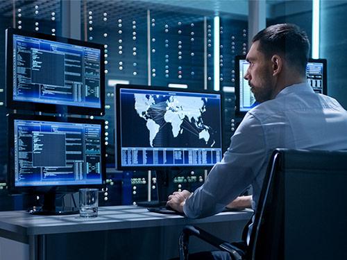 本社を中心とする全体最適のシステムを目指す2